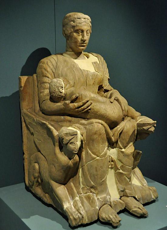 Богиня-мать