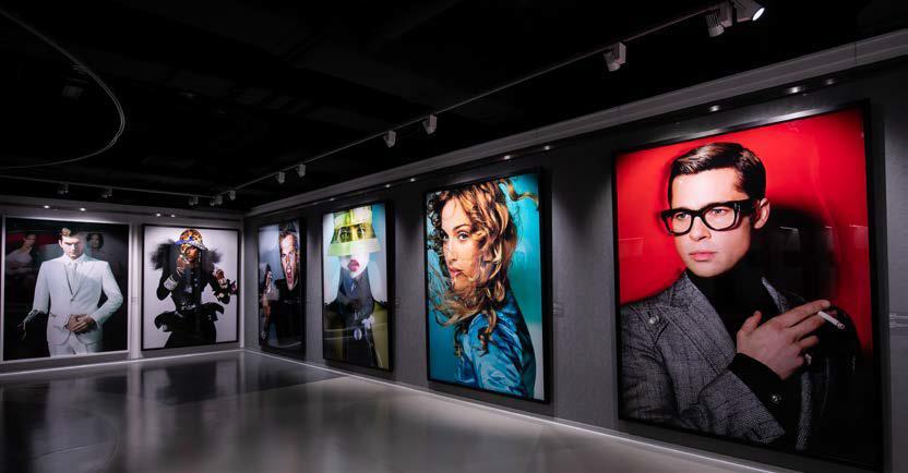 Выставка «Марио Тестино: Суперзвезда». 2019 год